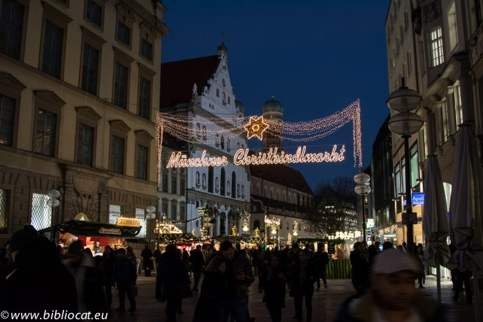 ミュンヘン・クリスマスマーケット