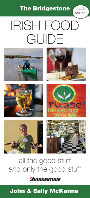 Bridgestone Irish Food Guide