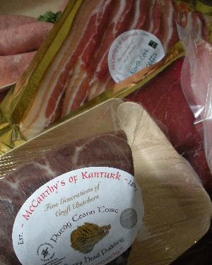 Jack McCarthy meats
