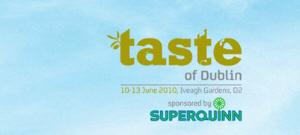Taste of Dublin 2010