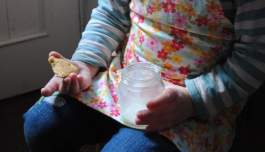 Cookies from the Ard Bia Cookbook by Aoibheann Mac Namara and Aoife Carrigy