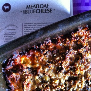 Meatloaf with Cashel Blue cheese