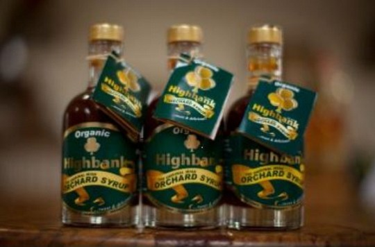 Highbank Farm Orchard Syrup