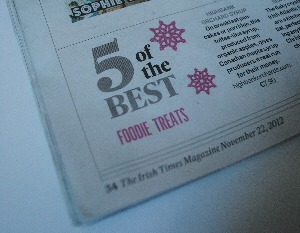 The Irish Times Christmas Supplement 2012