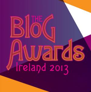 Bibliocook.com - Blog Awards Ireland 2013