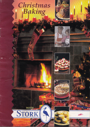 Bibliocook.com - Stork Christmas cookery booklet