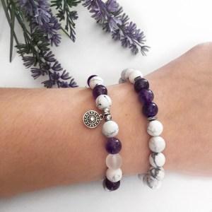 Duo bracelets AURA et RHEIA