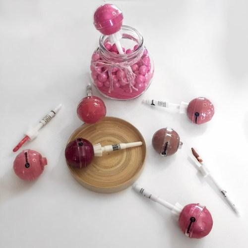 Brillants à lèvres Lollipop de Personelle cosmétiques
