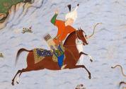 Bahram hunting