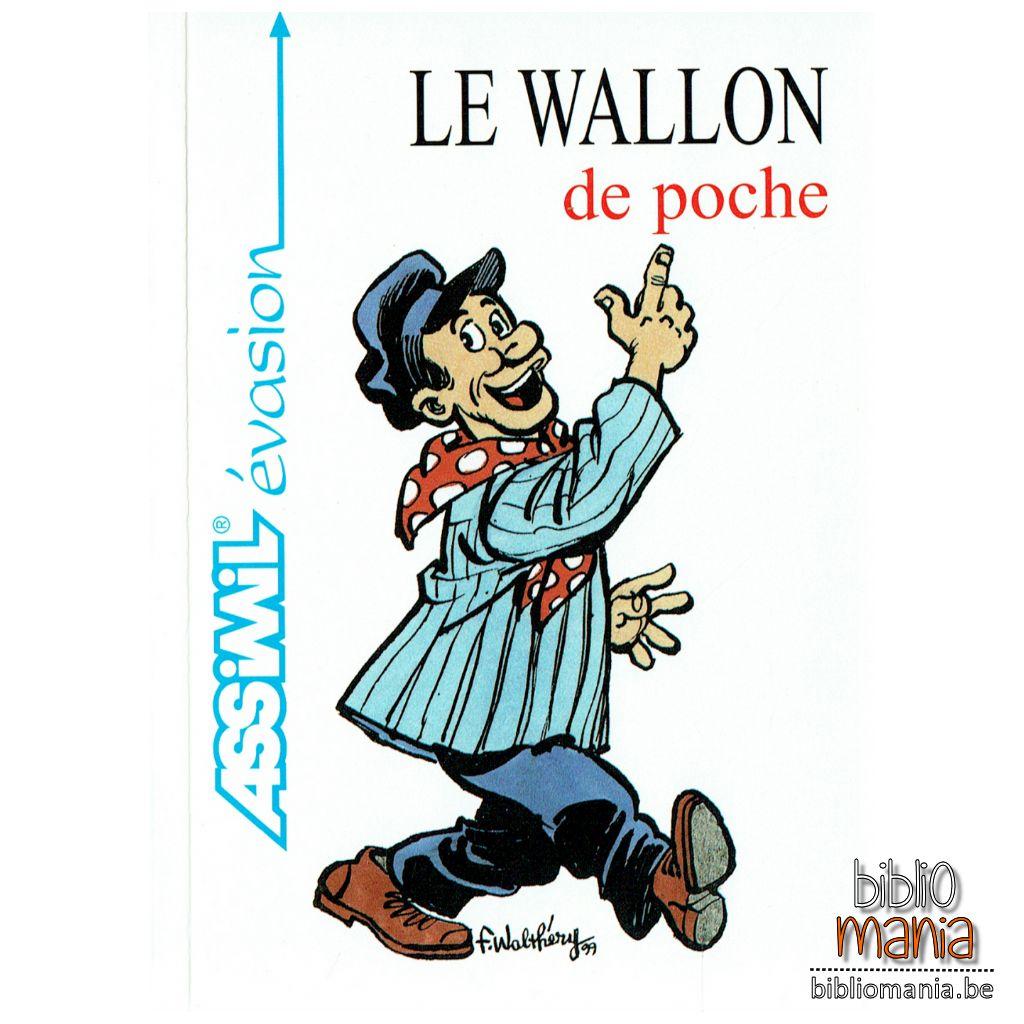 """Résultat de recherche d'images pour """"""""Assimil"""",""""Le Wallon de Poche"""" photos"""""""