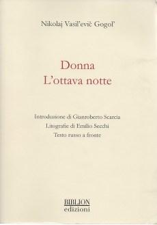 biblion-edizioni-rare-gogol-donna-ottava-notte