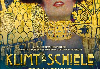 Klimt & Schiele, dvd cover