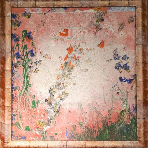 Coop. CVL, Il solista - 2015 60x60 cm