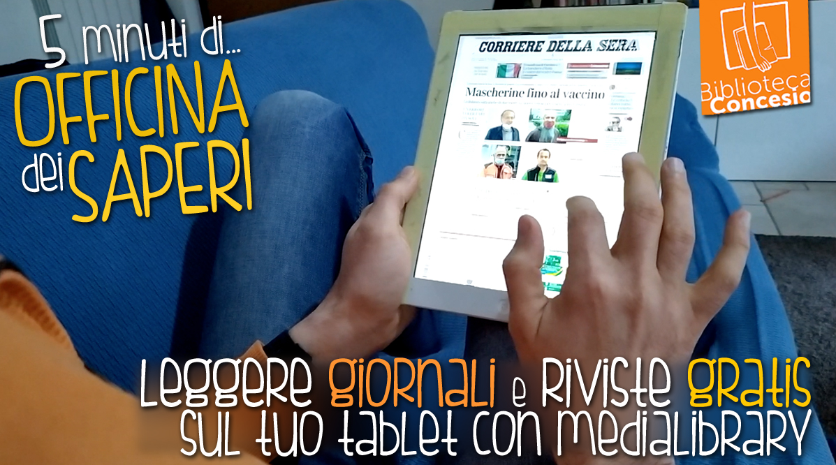 Leggere quotidiani gratis su Ipad e tablet