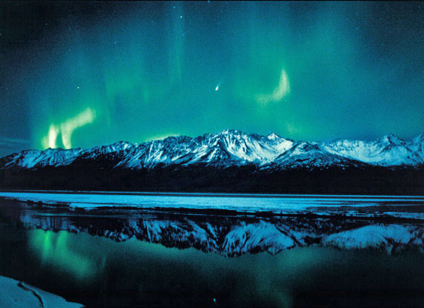 Photo Album Hale Bopp Comet