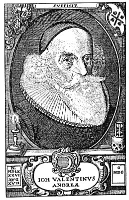 JOHANN VALENTIN ANDREÆ.