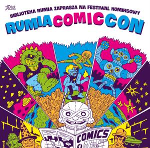 Rumia Comic Con