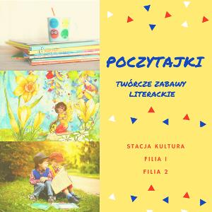 Poczytajki – zabawy literackie