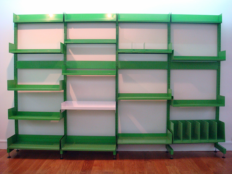 etageres bibliotheque beaubourg
