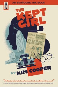 The Kept Girl - Cover