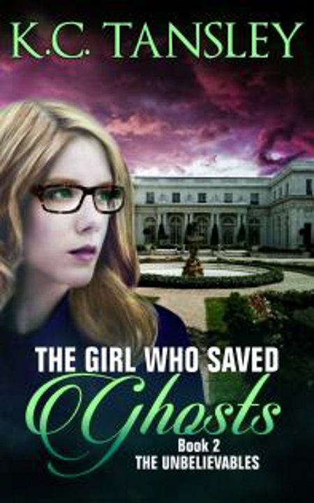 Review: The Girl who Saved Ghosts, by K.C. Tansley