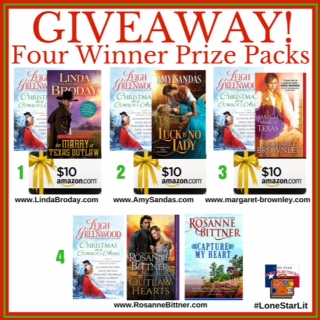 Review: Christmas in a Cowboy's Arms, by Leigh Greenwood and Others – with Giveaway