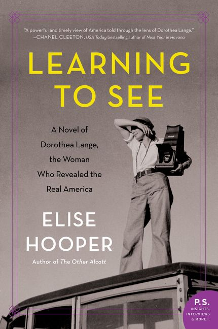 Review: Learning to See, by Elise Hooper
