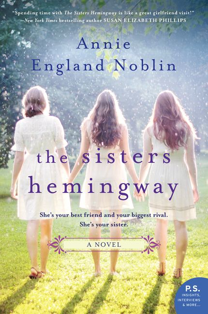 Review: The Sisters Hemingway, by Annie England Noblin