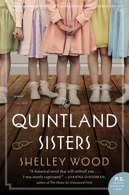 Review: The Quintland Sisters, by Shelly Wood