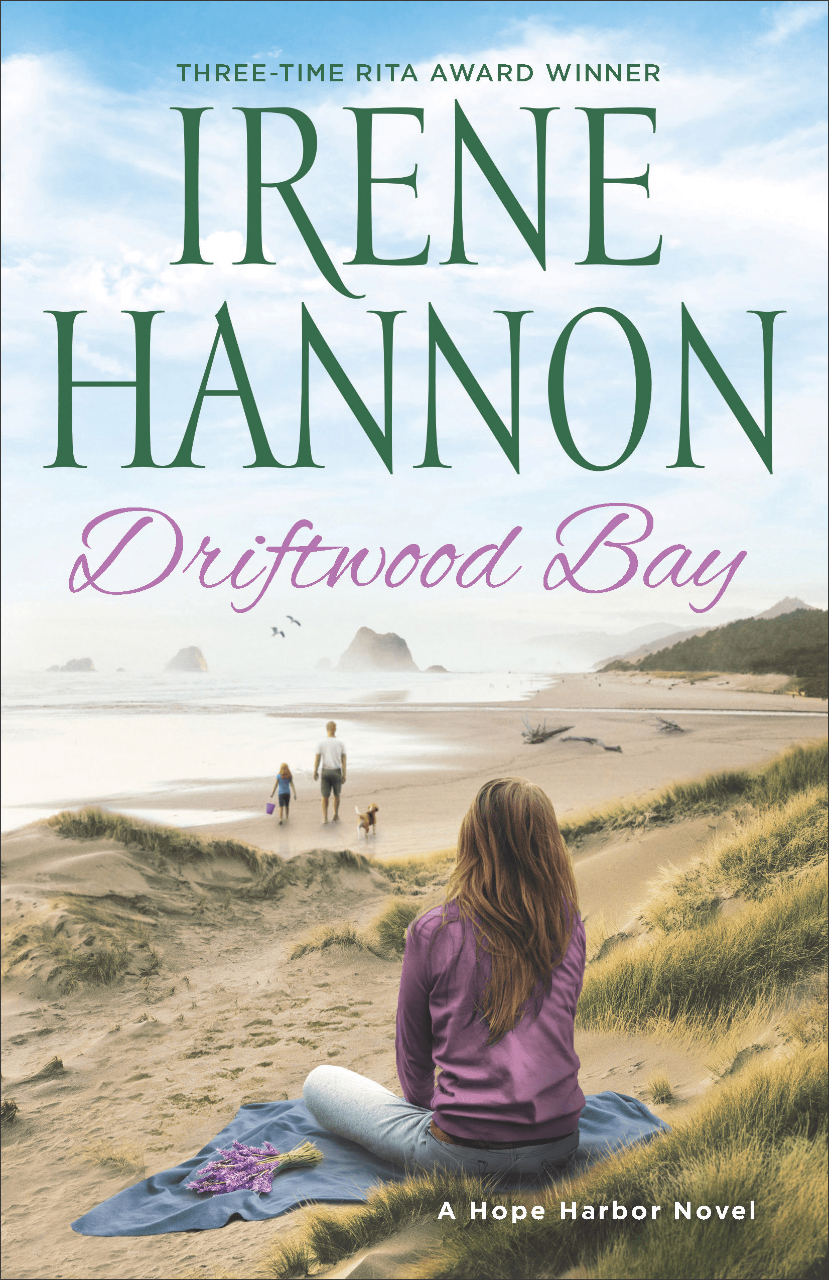 Review:  Driftwood Bay, by Irene Hannon – with Giveaway