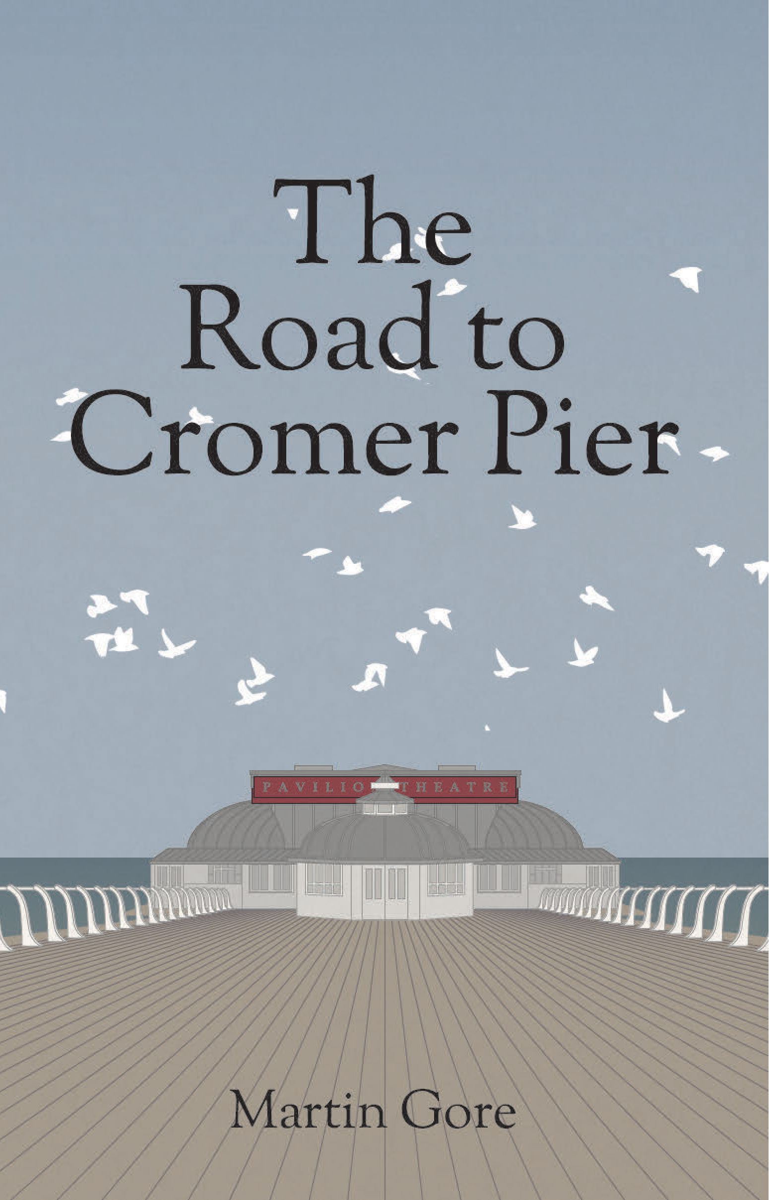 Review: The Road to Cromer Pier, by Martin Gore