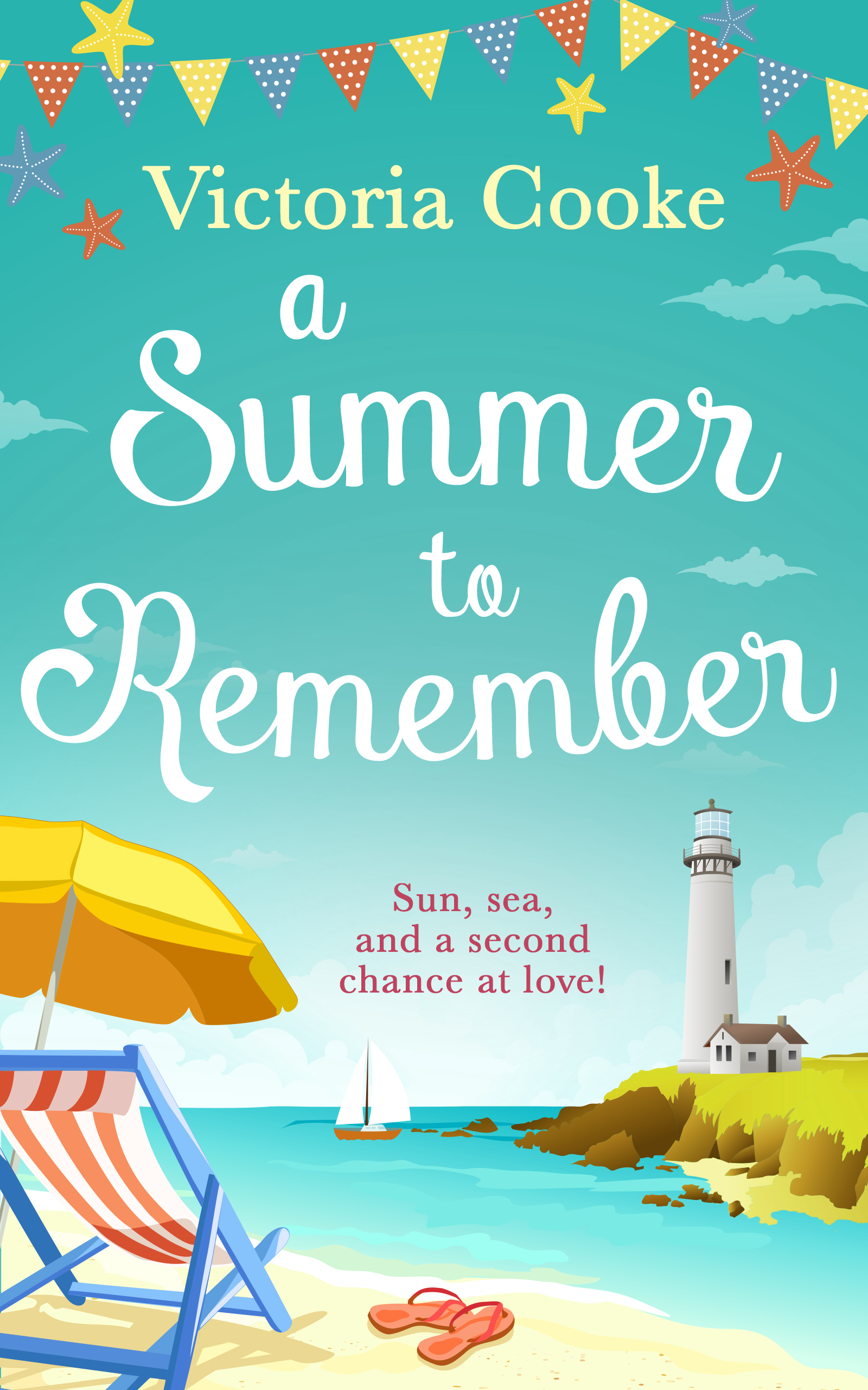 Review: A Summer to Remember, by Victoria Cooke – with Giveaway (UK only)