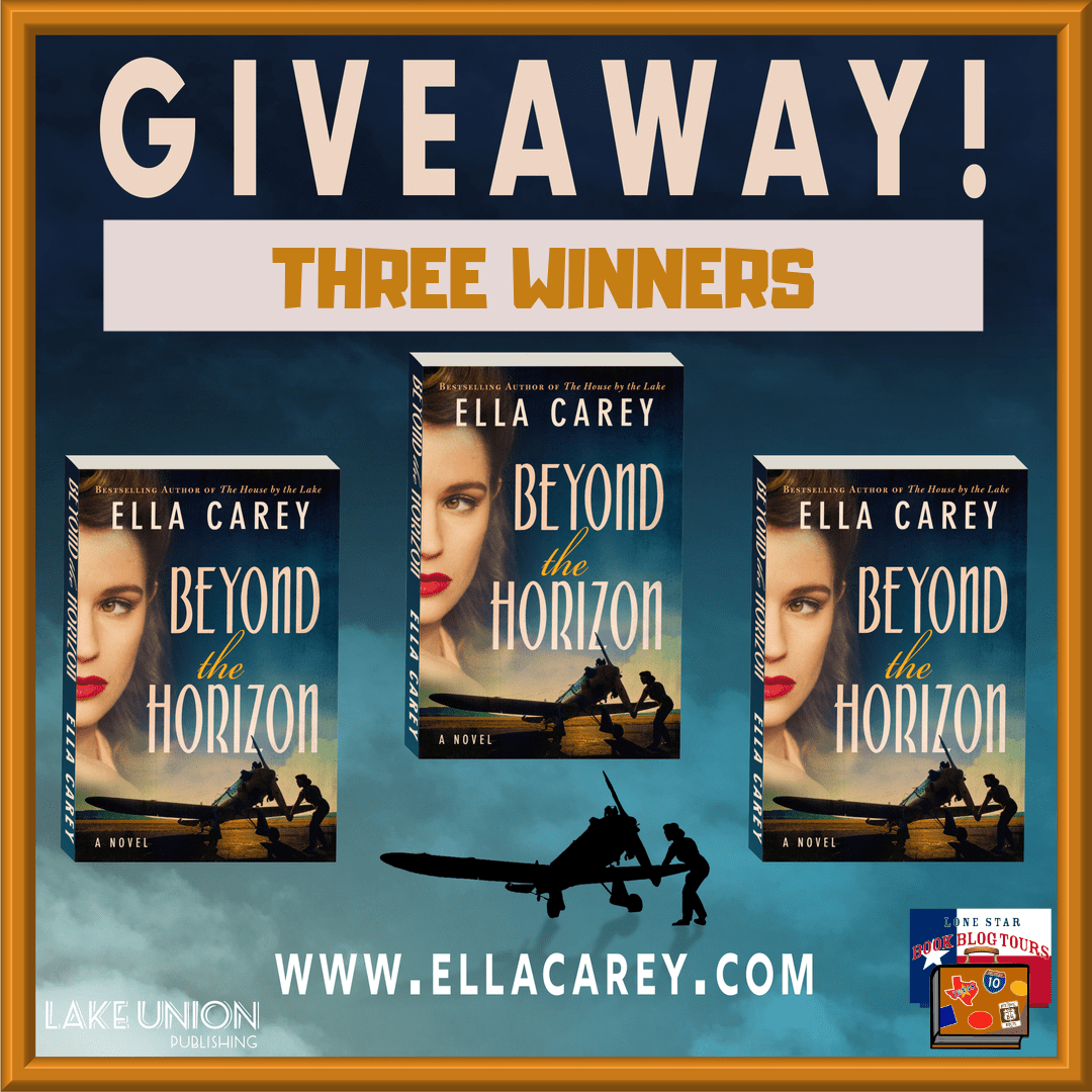 Review: Beyond the Horizon, by Ella Carey – with Giveaway