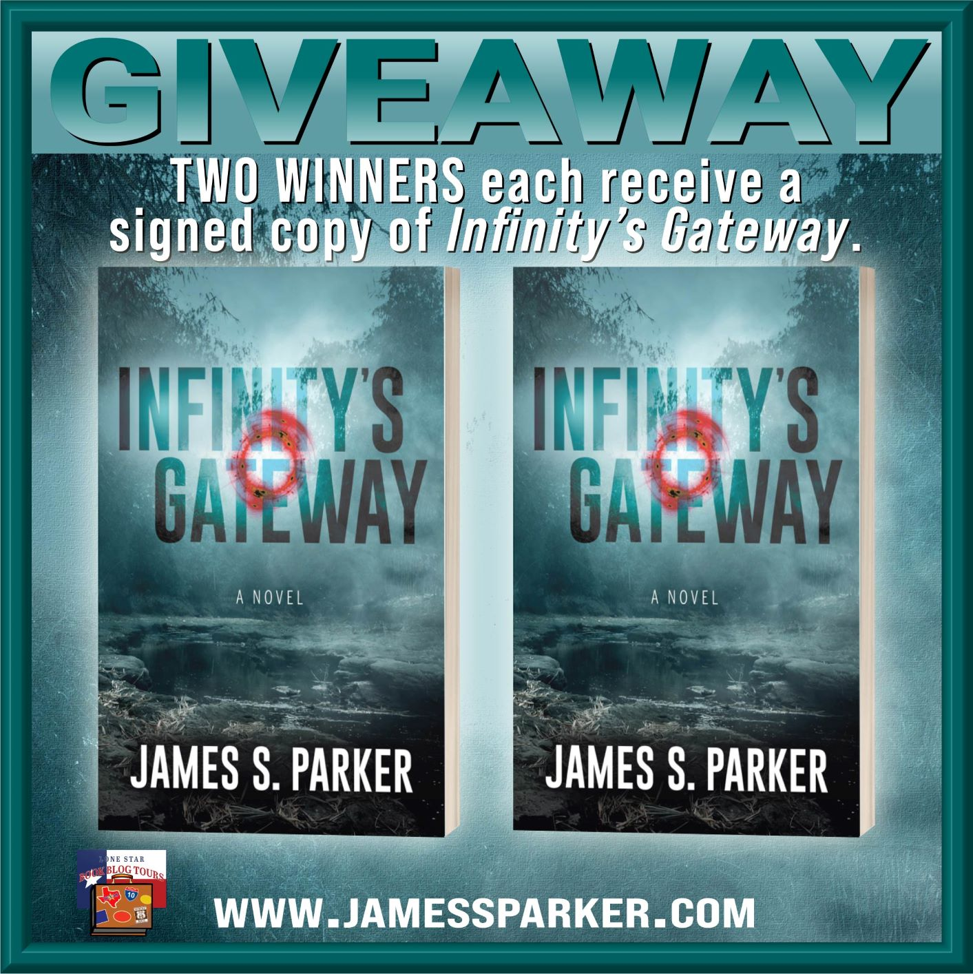 Review and Giveaway: Infinity's Gateway by James S. Parker