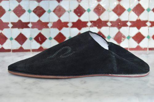 Black Babouche
