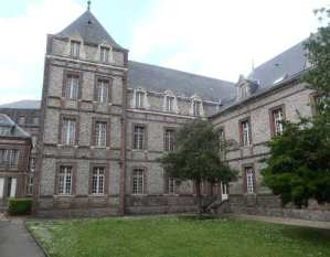 Ancien hôpital de Fécamp