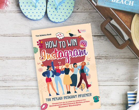 Review Buku: How To Win Instagram