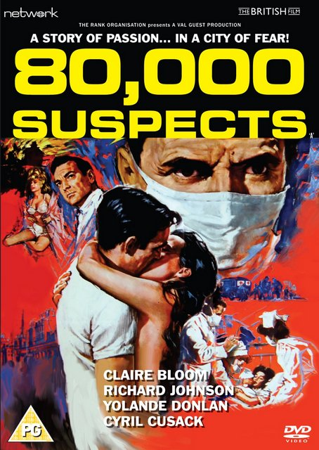 Film Hollywood pandemi - 80,000 Suspects