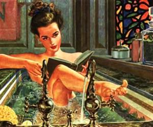La méthode simple pour nettoyer une baignoire