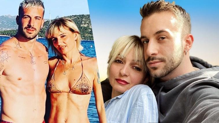 """Veronica Peparini ricorda l'inizio della storia con Andreas Muller: """"Età diverse, non avevo il coraggio"""""""