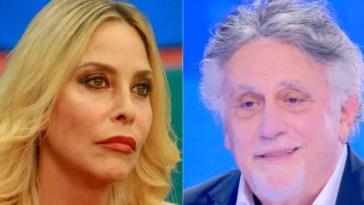 """Andrea Roncato attacca Stefania Orlando: """"Ha venduto solo materassi"""""""