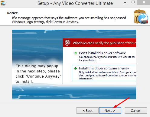 any video converter serial number Pic 6