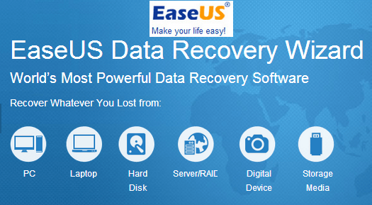 easeus data recovery wizard 11.8.0 crack full version download