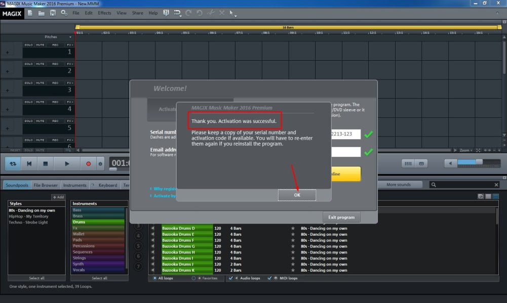 serial number magix music maker premium Pic 23