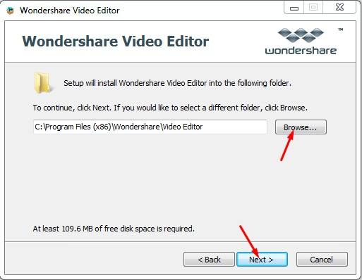 wondershare video editor registration code Pic 3