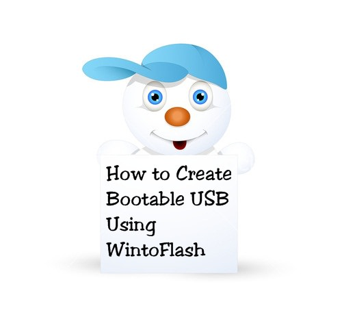 How to Make Bootable USB From Wintoflash