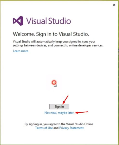Visual Studio 2015 Enterprise Product key Pic 10