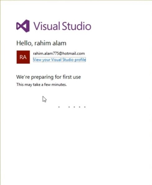 Visual Studio product key Pic 14