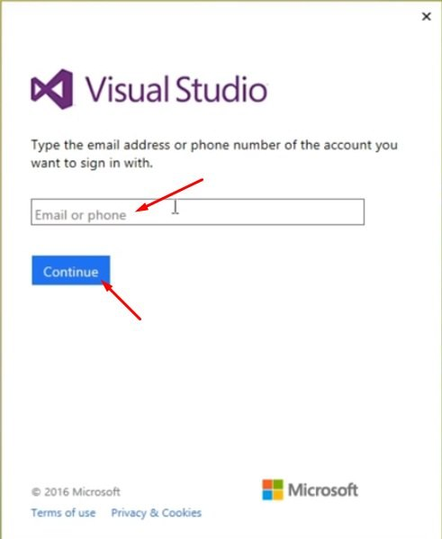 Visual Studio serial key Pic 11