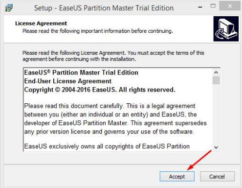 easeus partition master serial pic 1